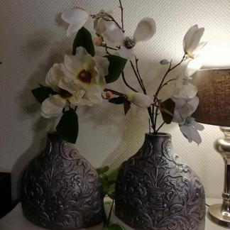 Prunkvolle Vase